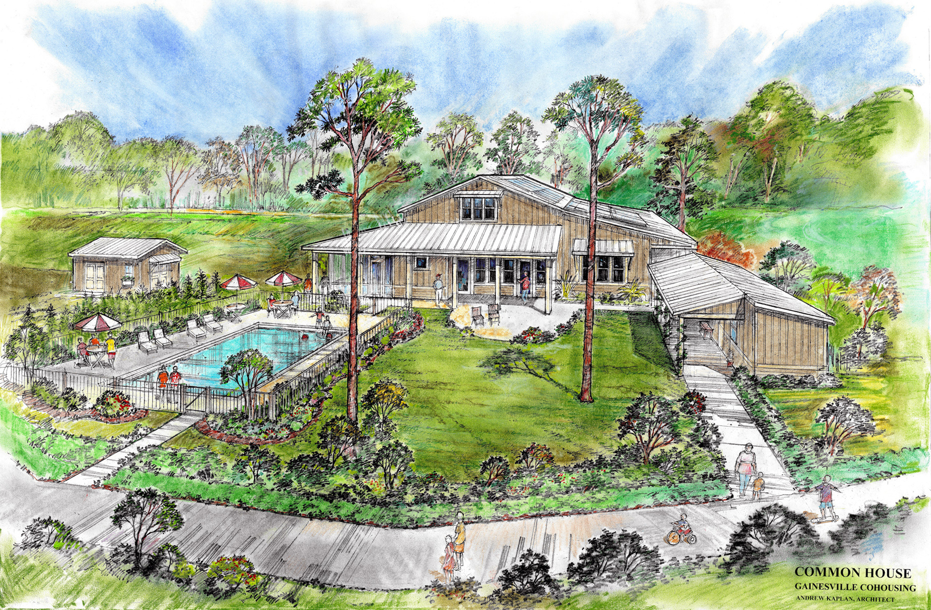 Welcome Gainesville Cohousing