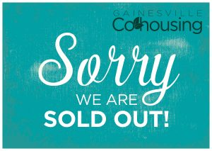 We are Sold Out